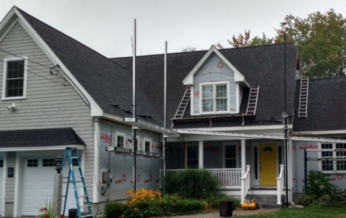 Kennebunkport Maine Construction Remodel Addition