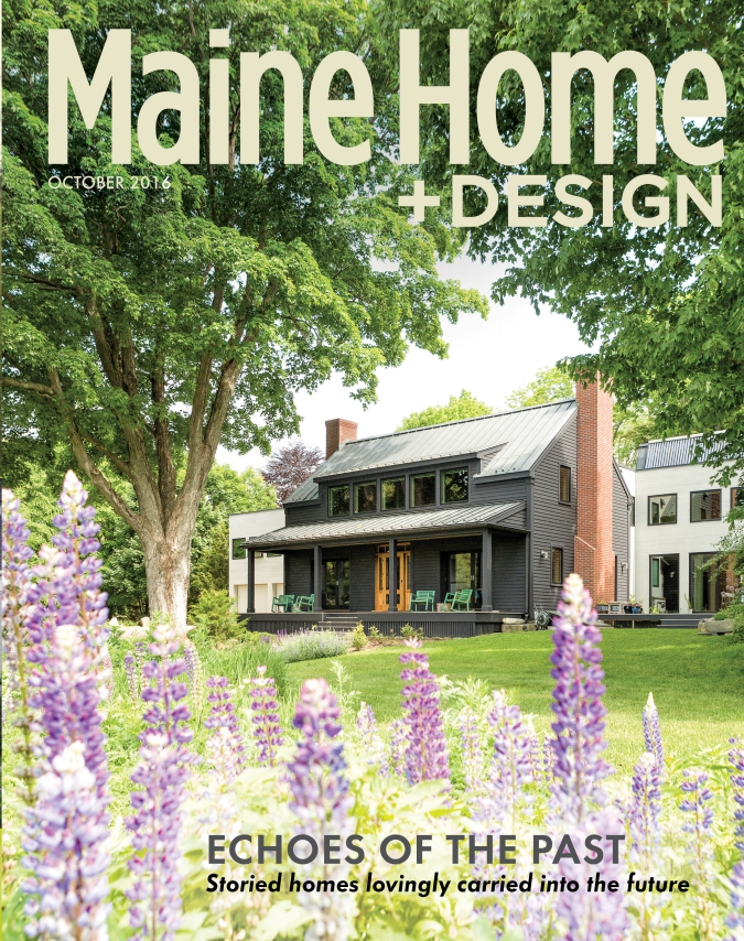 Maine Home Design October 2016 Featuring Creative Coast Construction